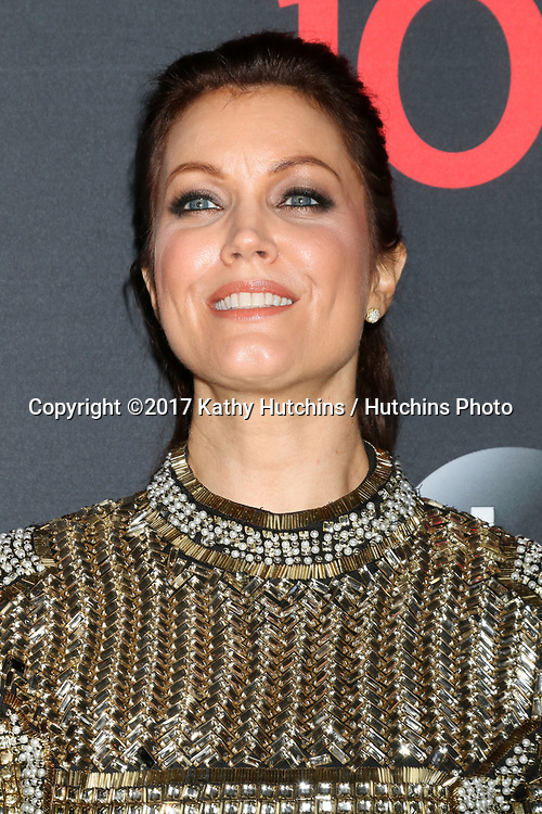 "LOS ANGELES - APR 8:  Bellamy Young at the ""Scandal"" 100th Show Party at Fig & Olive Resturant on April 8, 2017 in West Hollywood, CA"