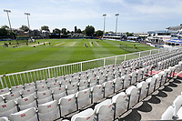 General view of the ground ahead of Essex Eagles vs Kent Spitfires, Royal London One-Day Cup Cricket at The Cloudfm County Ground on 6th June 2018