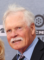 """Los Angeles CA Apr 11: Ted Turner, arrive to 2019 TCM Classic Film Festival Opening Night Gala And 30th Anniversary Screening Of """"When Harry Met Sally"""", TCL Chinese Theatre, Los Angeles, USA on April 11, 2019 <br /> CAP/MPI/FS<br /> ©FS/MPI/Capital Pictures"""