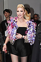 American singer Gwen Stefani attends the Keita Maruyama show as part of Mercedes Benz Fashion Week Tokyo 2016 A/W in Shibuya Hikarie building on March 14, 2016, Tokyo, Japan. As well as attending the fashion week as part of a MasterCard tie-up, Stefani will hold her first concert in Japan in 8 years to promote her third solo album, This Is What the Truth Feels Like. (Photo by Rodrigo Reyes Marin/AFLO)