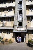 Mumbai's PARSI colonies