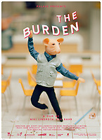 The Burden (2017)<br /> Poster image  <br /> *Filmstill - Editorial Use Only*<br /> CAP/MFS<br /> Image supplied by Capital Pictures