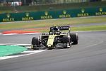 12.07.2019, Silverstone Circuit, Silverstone, FORMULA 1 ROLEX BRITISH GRAND PRIX 2019<br />  , im Bild<br /> Nico Hülkenberg (GER#27), Renault F1 Team<br /> <br /> Foto © nordphoto / Bratic
