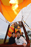 20161031 October 31 Hot Air Balloon Gold Coast