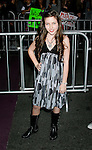 "HOLLYWOOD, CA. - February 24: Actress Ryan Newman arrives at the Los Angeles premiere of ""Jonas Brothers: The 3D Concert Experience"" at the El Capitan Theatre on February 24, 2009 in Los Angeles, California."