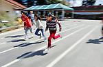 Junior Olympics prep at Santa Rita