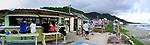 Orchid Island (蘭嶼), Taiwan -- Beach bar at Hongtou (紅頭) Village
