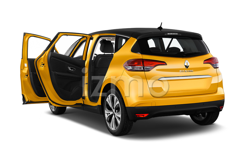 Car images of 2017 Renault Scenic Intens 5 Door Minivan Doors
