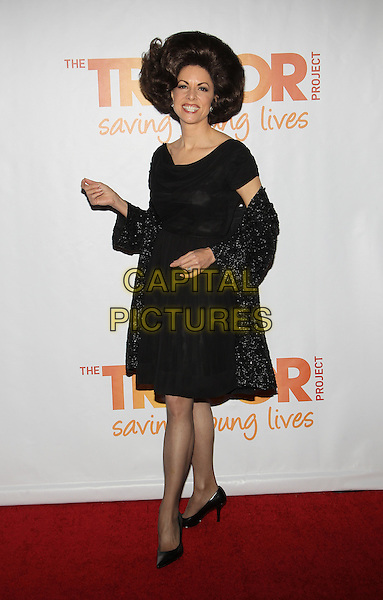 HOLLYWOOD, CA - DECEMBER 08: Lynda Kay at the TrevorLIVE Los Angeles Benefit celebrating The Trevor Project's 15th anniversary at the Hollywood Palladium on December 8, 2013 in Hollywood, California.CAP/ADM/KB<br /> &copy;Kevan Brooks/AdMedia/Capital Pictures