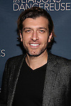 Tam Mutu  attends the Broadway Opening Night Performance After Party for 'Les Liaisons Dangereuses'  at Gotham Hall on October 30, 2016 in New York City.