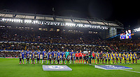 during the UEFA Champions League match between Chelsea and Maccabi Tel Aviv at Stamford Bridge, London, England on 16 September 2015. Photo by Andy Rowland.
