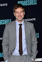 "LOS ANGELES, USA. December 11, 2019: Mark Duplass at the premiere of ""Bombshell"" at the Regency Village Theatre.<br /> Picture: Paul Smith/Featureflash"
