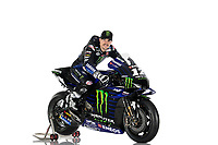 Maverick Vinales <br /> 05/02/2020 Moto Gp 2020 <br /> Presentazione Yamaha Monster Energy 2020 YZR-M1 <br /> Photo Yamaha Motor Racing Srl / Insidefoto <br /> EDITORIAL USE ONLY