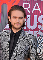 LOS ANGELES, CA. March 14, 2019: Zedd at the 2019 iHeartRadio Music Awards at the Microsoft Theatre.<br /> Picture: Paul Smith/Featureflash