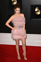 LOS ANGELES, CA - FEBRUARY 10: Anna Kendrick at the 61st Annual Grammy Awards at the Staples Center in Los Angeles, California on February 10, 2019. Credit: Faye Sadou/MediaPunch