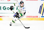 Stockholm 2014-11-16 Ishockey Hockeyallsvenskan AIK - IF Bj&ouml;rkl&ouml;ven :  <br /> Bj&ouml;rkl&ouml;vens Alexander Hellstr&ouml;m i aktion under matchen mellan AIK och IF Bj&ouml;rkl&ouml;ven <br /> (Foto: Kenta J&ouml;nsson) Nyckelord:  AIK Gnaget Hockeyallsvenskan Allsvenskan Hovet Johanneshov Isstadion Bj&ouml;rkl&ouml;ven L&ouml;ven IFB portr&auml;tt portrait