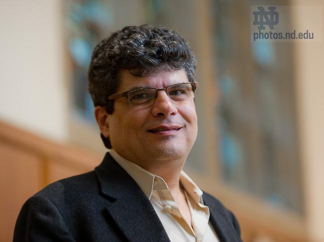 Oct. 31, 2013; Orlando Menes<br /> <br /> Photo by Matt Cashore/University of Notre Dame