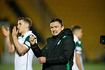 29.03.2019 Livingston v Hibs: Paul Heckingbottom at FT