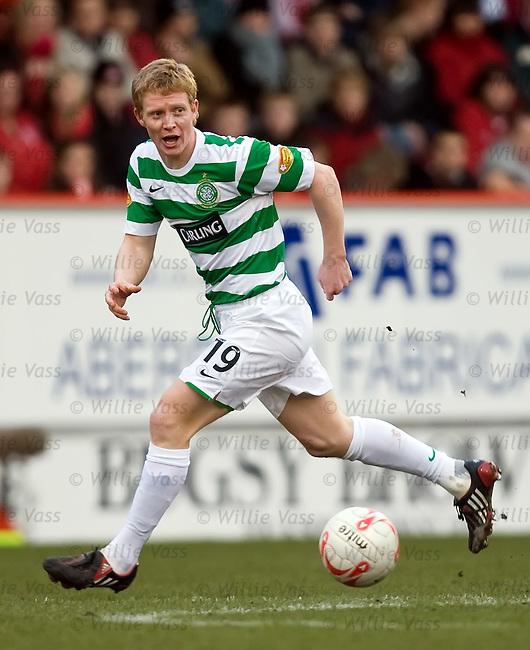 Barry Robson, Celtic