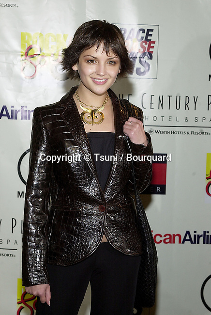 """Rachael Leigh Cook arriving at The 8th Annual Rock n' Soul to Erase """" MS """"  at the Century Plaza in Los Angeles  5/18/2001           -            LeighCookRachael19.jpg"""