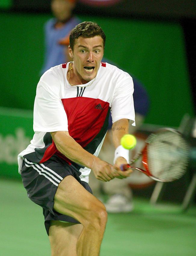 Marat Safin, Australian Tennis Open 2004, Melbourne, Australia