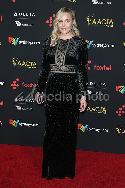 05 January 2018 - Hollywood, California - Abbie Cornish. 7th AACTA International Awards held at Avalon Hollywood. Photo Credit: F. Sadou/AdMedia