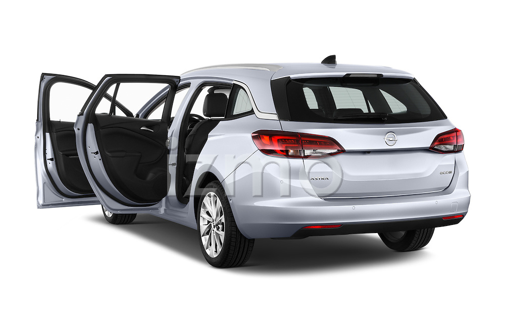 Car images of 2016 Opel Astra Innovation 5 Door Wagon Doors