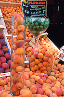 France Paris Fruit market