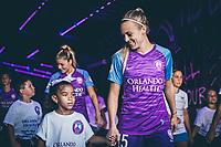 Orlando, FL - Wednesday September 11, 2019: Rachel Hill , Orlando Pride vs  Chicago Red Stars at Exploria Stadium.