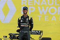 11th March 2020; Melbourne Grand Prix Circuit, Melbourne, Victoria, Australia; Formula One, Australian Grand Prix, Arrival Day; Renault driver Daniel Ricciardo at Renault car launch