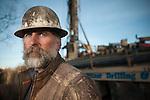 Milo Pitner of Pitner Drilling Palmer, Alaska.