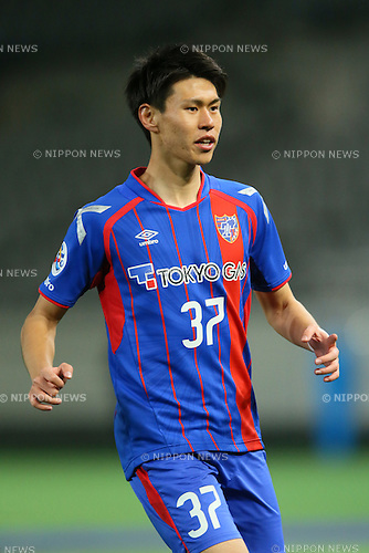 Kento Hashimoto (FC Tokyo), <br /> FEBRUARY 9, 2016 - Football / Soccer : <br /> AFC Champions League 2016 Play-off <br /> between FC Tokyo 9-0 Chonburi FC <br /> at Tokyo Stadium, Tokyo, Japan. <br /> (Photo by YUTAKA/AFLO SPORT)