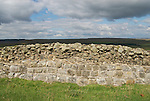 Day 2 - Hadrian's Wall and rubble fill.