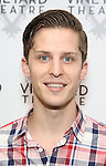 Blake Zolfo attends the photocall for the Vineyard Theatre production of 'Kid Victory' at Ripley Grier on January 5, 2017 in New York City.