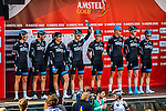 Team Sky, Amstel Gold Race, 20th April 2014, Photo by Thomas van Bracht / www.pelotonphotos.com