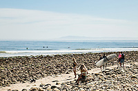 Rincon Point, near Carpinteria, California.