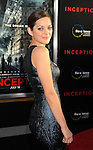 "HOLLYWOOD, CA. - July 13: Marion Cotillard arrives to the ""Inception"" Los Angeles Premiere at Grauman's Chinese Theatre on July 13, 2010 in Hollywood, California."