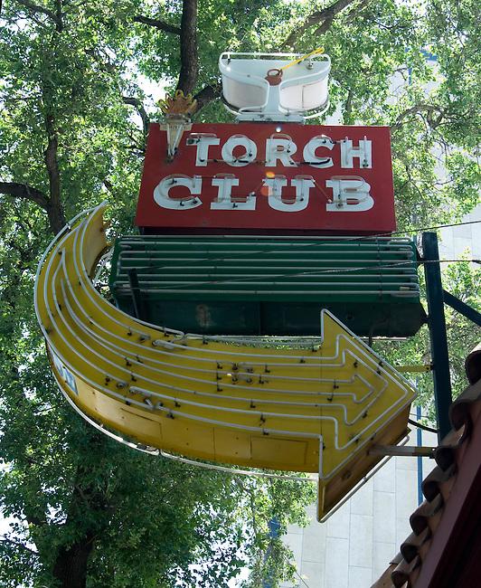 Sacramento: Ledgendary Blues venue the Torch Club