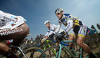 111th Paris-Roubaix 2013..Björn Leukemans (BEL)