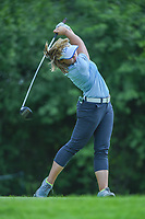 Brooke M. Henderson (CAN) watches her tee shot on 11 during round 3 of the 2018 KPMG Women's PGA Championship, Kemper Lakes Golf Club, at Kildeer, Illinois, USA. 6/30/2018.<br /> Picture: Golffile | Ken Murray<br /> <br /> All photo usage must carry mandatory copyright credit (&copy; Golffile | Ken Murray)