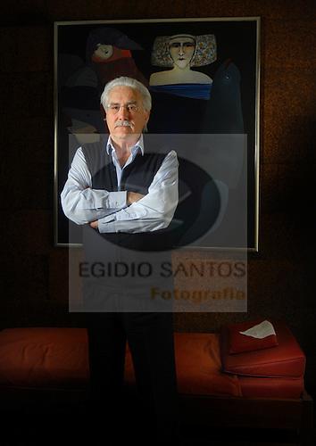 Psiquiatra Jaime Milheiro..Porto, 6 de Junho de 2006