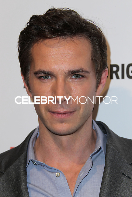 """HOLLYWOOD, LOS ANGELES, CA, USA - FEBRUARY 26: James D'Arcy at the Premiere Party For A&E's Season 2 Of """"Bates Motel"""" & Series Premiere Of """"Those Who Kill"""" held at Warwick on February 26, 2014 in Hollywood, Los Angeles, California, United States. (Photo by Xavier Collin/Celebrity Monitor)"""