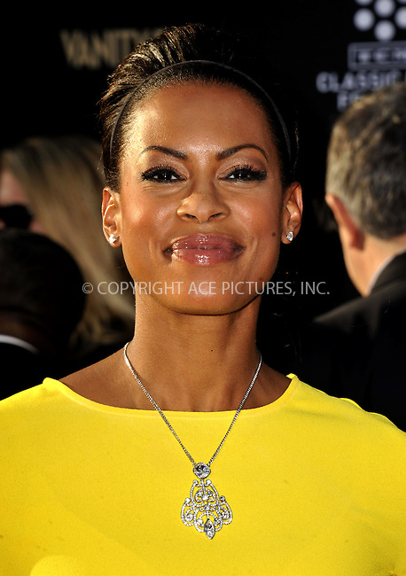 WWW.ACEPIXS.COM......April 25, 2013, Los Angeles, CA.....Kearran Giovanni arriving at the 2013 TCM Classic Film Festival Opening Night Gala screening of 'Funny Girl' at the TCL Chinese Theatre on April 25, 2013 in Hollywood, CA.............By Line: Peter West/ACE Pictures....ACE Pictures, Inc..Tel: 646 769 0430..Email: info@acepixs.com