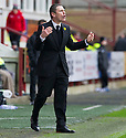East Fife manager Gary Naysmith.