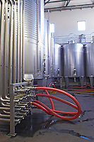 stainless steel tanks quinta do seixo sandeman douro portugal