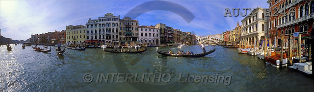Dr. Xiong, LANDSCAPES, panoramic, photos, Venice, Italy(AUJXP246,#L#)