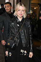 LONDON, UK. March 12, 2019: Lauren Laverne arriving for the TRIC Awards 2019 at the Grosvenor House Hotel, London.<br /> Picture: Steve Vas/Featureflash