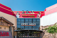 Opry Mills Mall, Nashville, Tennessee, USA.