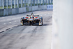 Jean-Eric Vergne of France from TECHEETAH competes Formula E Non-Qualifying Practice 2 during the FIA Formula E Hong Kong E-Prix Round 1  at the Central Harbourfront Circuit on 02 December 2017 in Hong Kong, Hong Kong. Photo by Marcio Rodrigo Machado / Power Sport Images