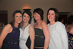 Sarah Reilly.Aine floody.Lisa Mcloughlin.Ciara foran in the Fishermans.Picture:  www.newsfile.ie ..